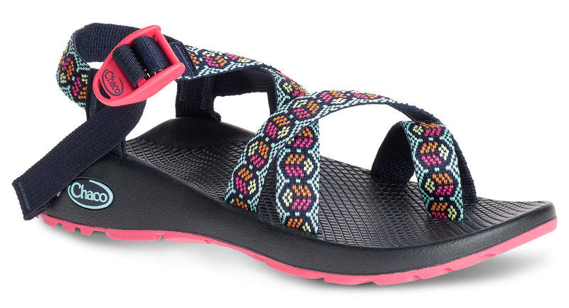 Chaco Women's Z/2 Classic blue peace