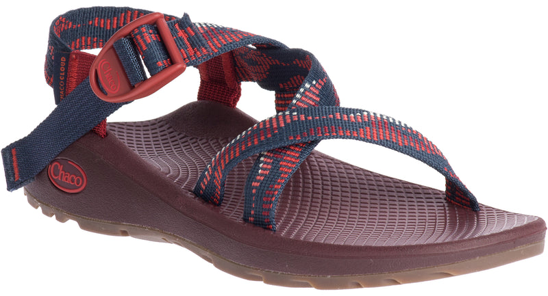 Chaco Women's Z/Cloud scrap grenadine