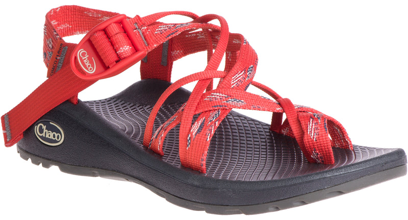 Chaco Women's Z/Cloud X2 Remix placas grenadine