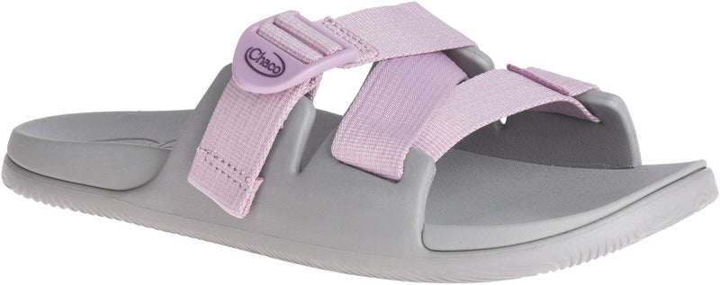 Chaco Women's Chillos Slide solid mauve