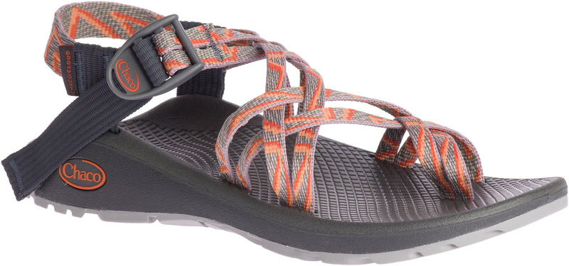 Chaco Women's Z/Cloud X2 zinzang tiger