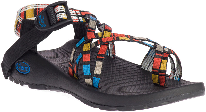 Chaco Women's Z/X2 Classic lineup cerulean