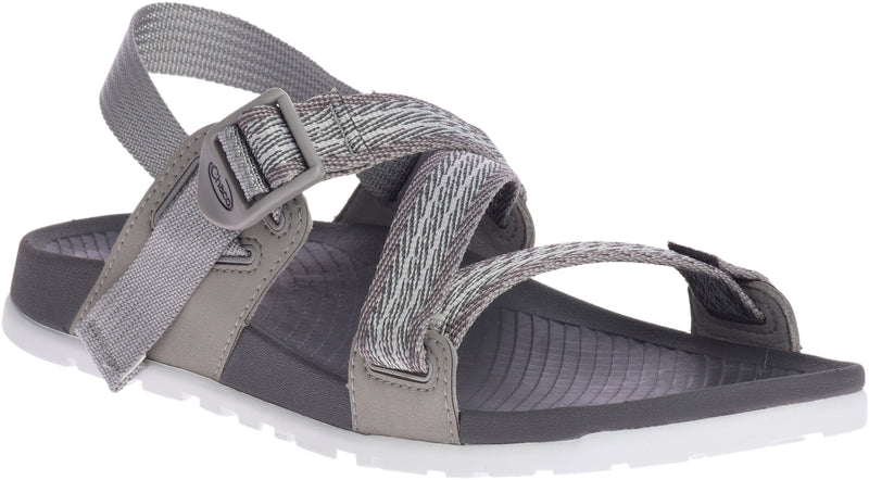 Chaco Women's Lowdown Sandal pully gray