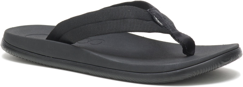 Chaco Women's Chillos Flip tube black