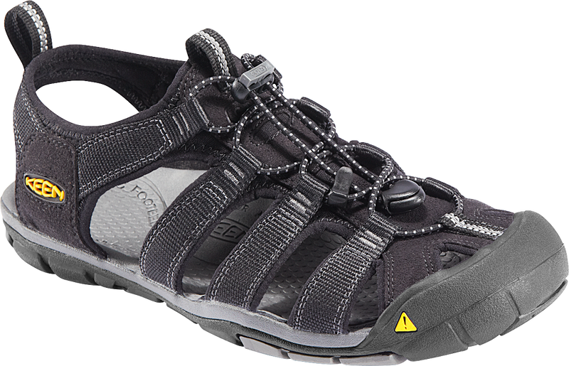 Keen Men's Clearwater CNX black/gargoyle