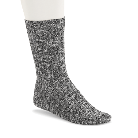 Birkenstock Women Fashion Slub Sock