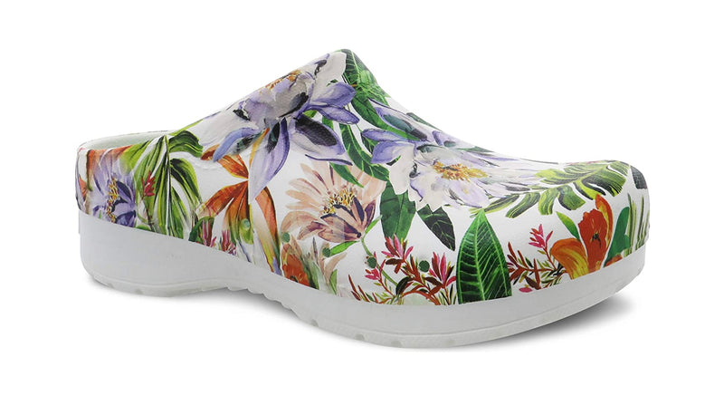 Dansko Kane vintage tropical molded
