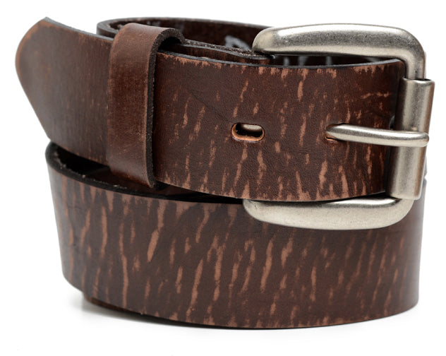 Bed Stu Drifter Belt brown