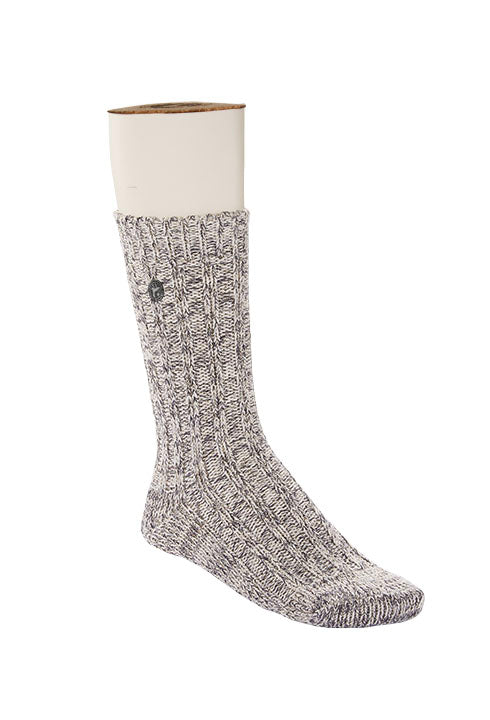 Birkenstock Cotton Bling Sock eggnog