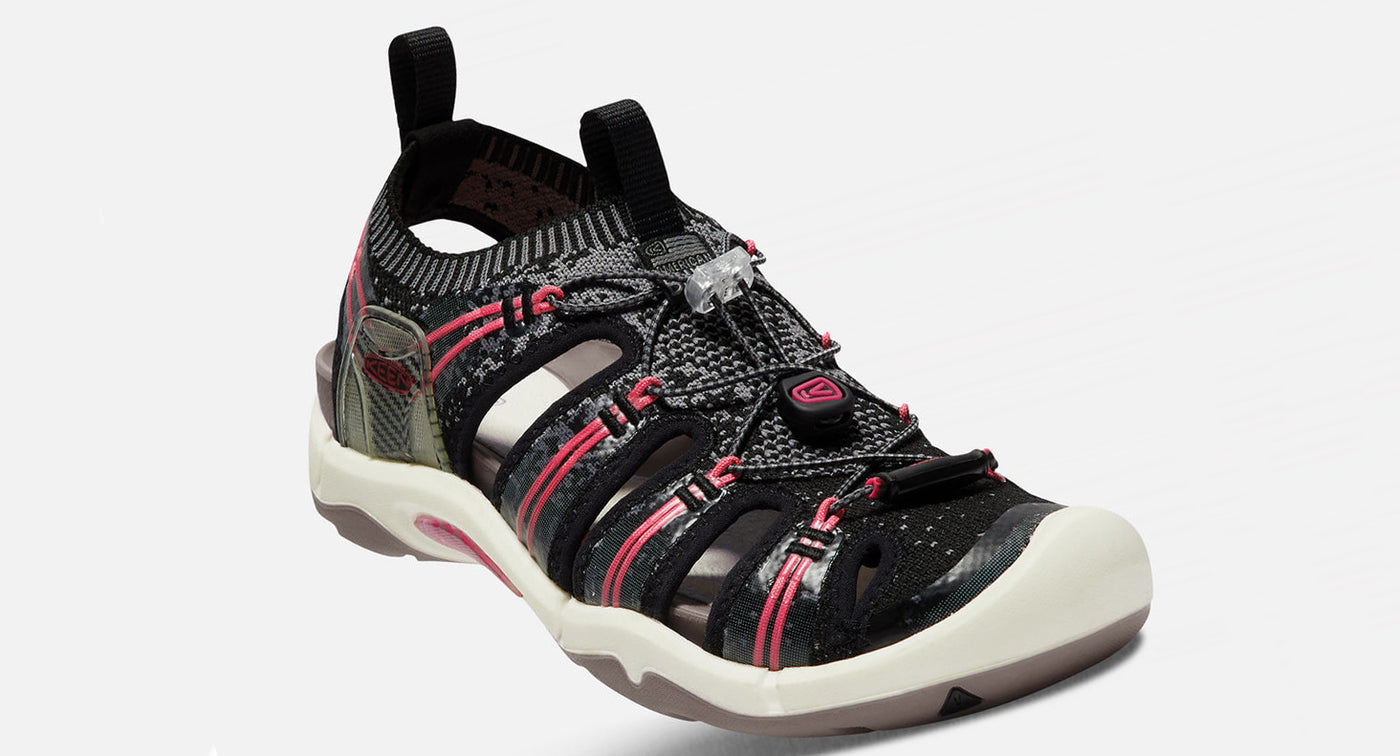 2f2ef753c65 Keen Women s Evofit One black pink – Footprints Lawrence
