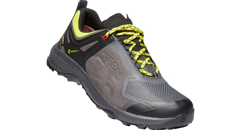 Keen Men's Explore WP magnet/bright yellow