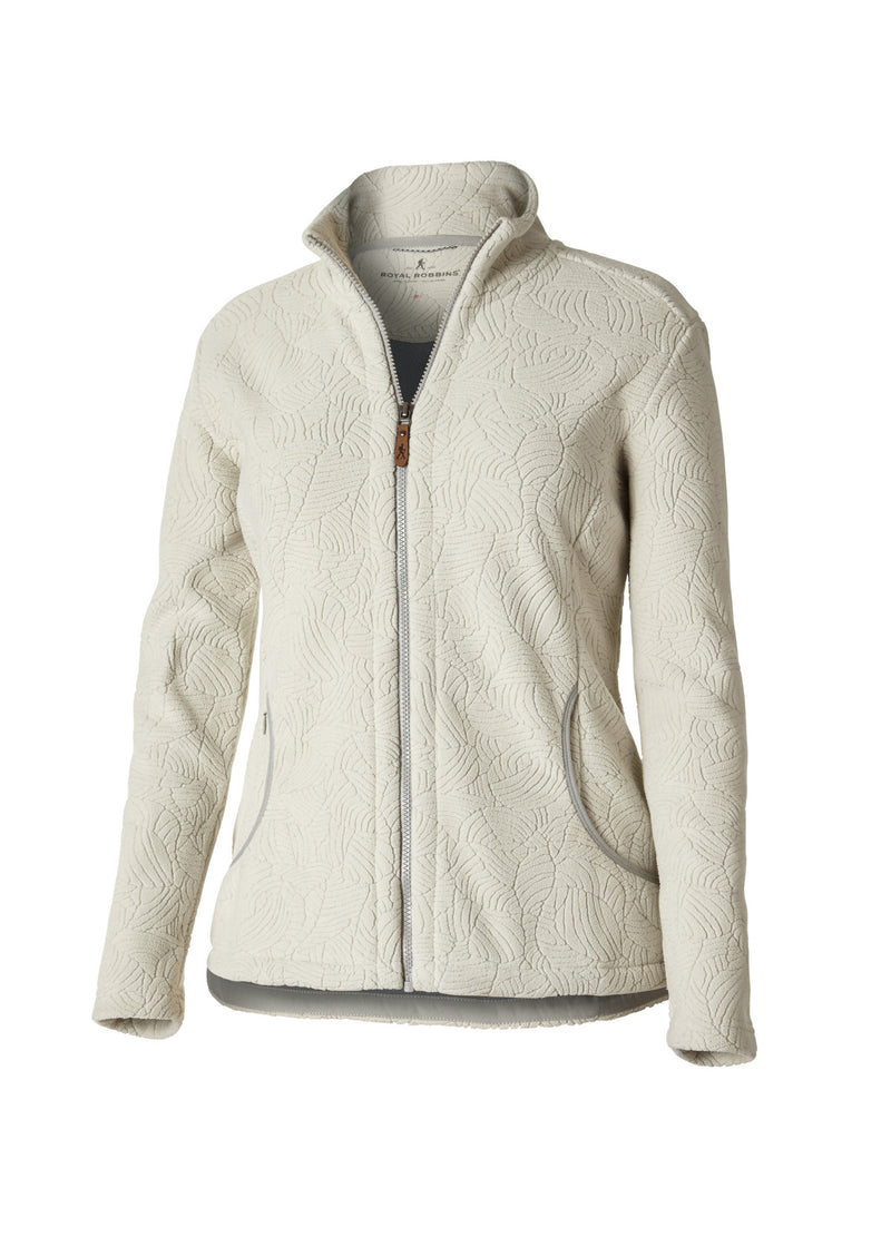 Royal Robbins Women's Fallen Leaves Fleece Jacket