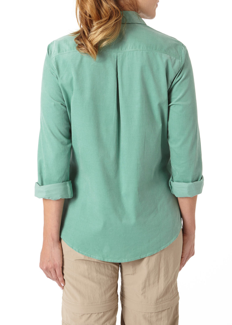 Royal Robbins Women's Cascade Cord Long Sleeve