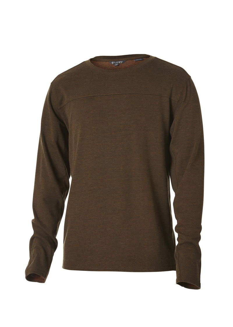 Royal Robbins Men's Pigment Terry Crew