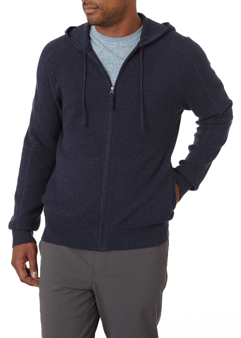 Royal Robbins Men's All Season Merino Thermal Zip