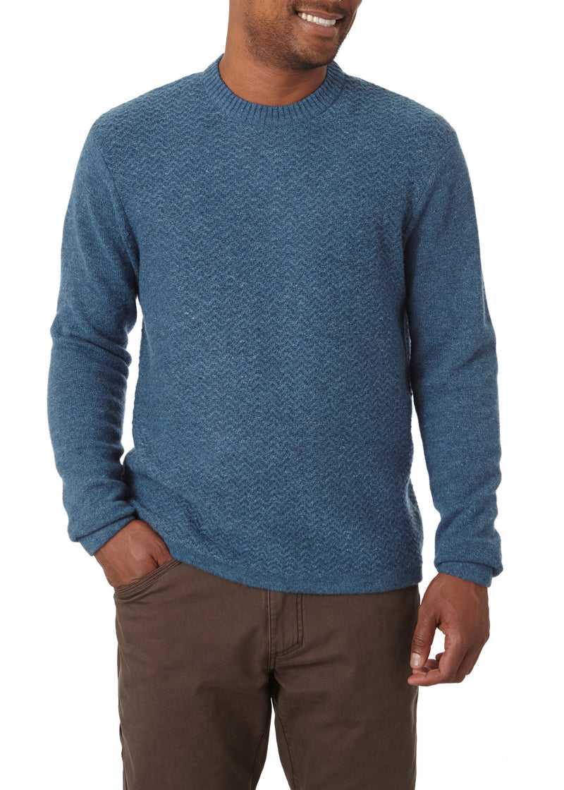 Royal Robbins Men's Fireside Wool Crew
