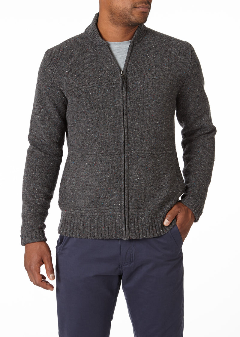 Royal Robbins Men's First Fleet Merino Zip