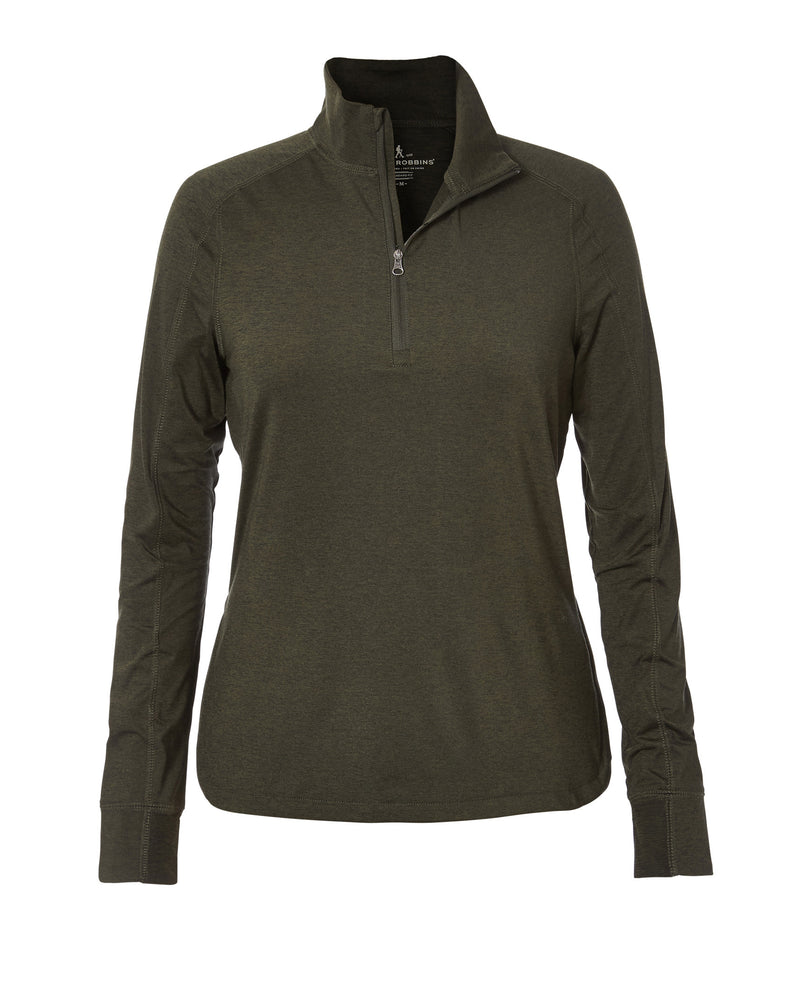 Royal Robbins Women's Long Distance 1/4 Zip