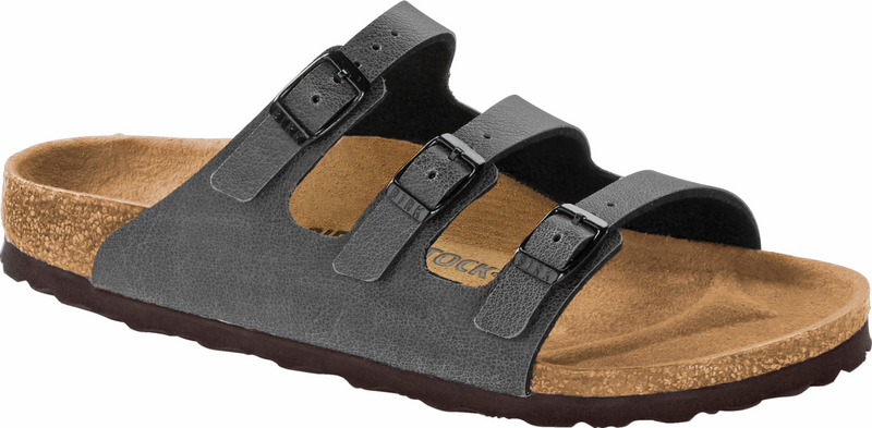 Birkenstock Florida Fresh pull up anthracite
