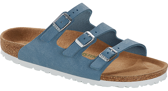 Birkenstock Florida Fresh Vegan dove blue Birkibuc