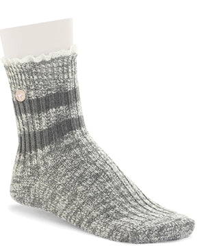Birkenstock Fashion Slub Lace Sock