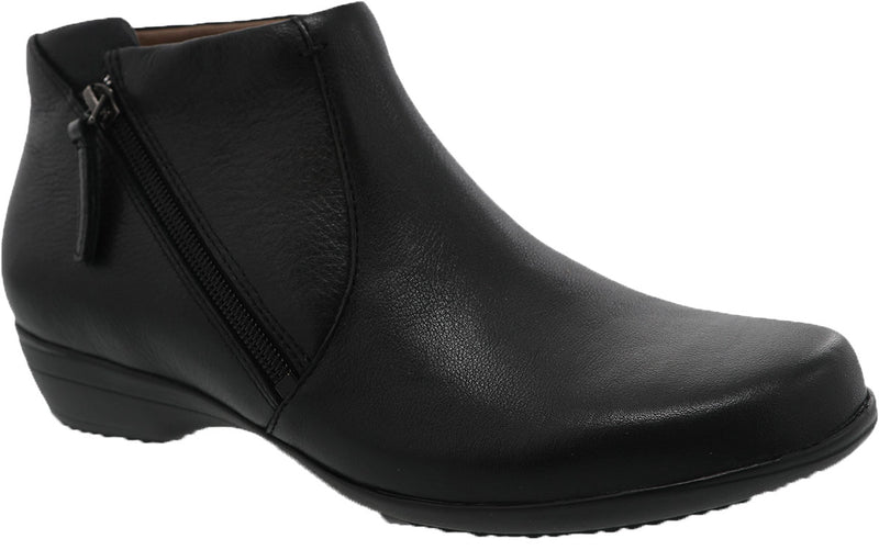 Dansko Fifi Milled Leather black