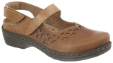 Klogs Forest driftwood smooth leather