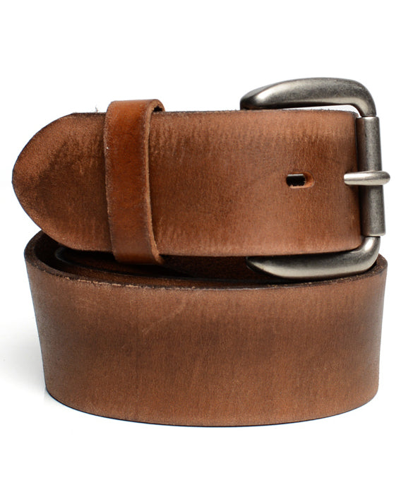 Bed Stu Hobo Belt brown