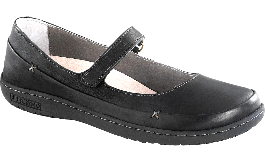 Birkenstock Iona Women's black leather