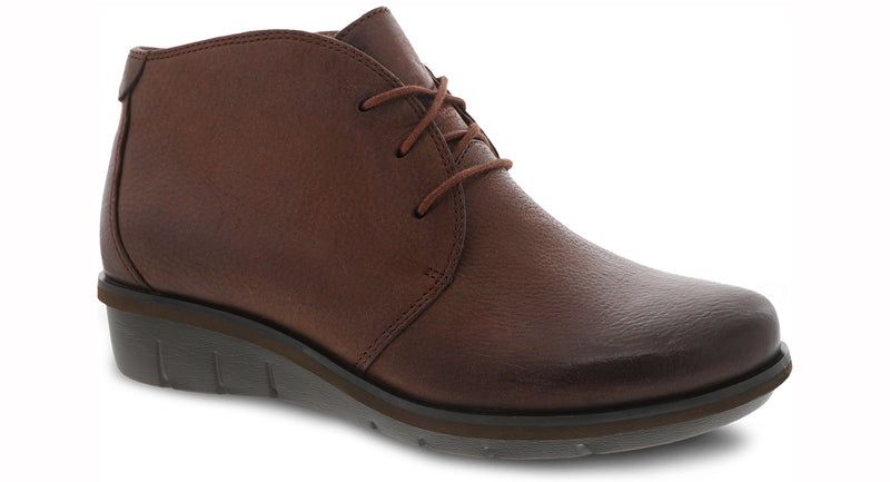 Dansko Joy Burnished Nubuck brown
