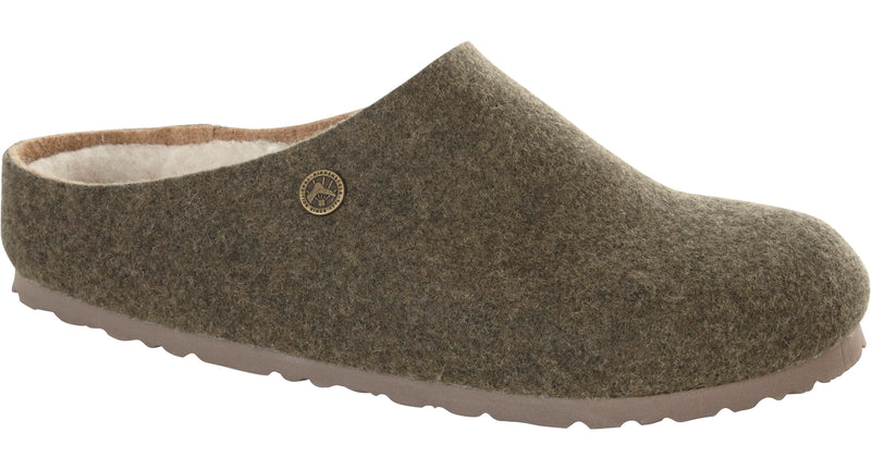 Kaprun Men's Happy Lamb khaki wool