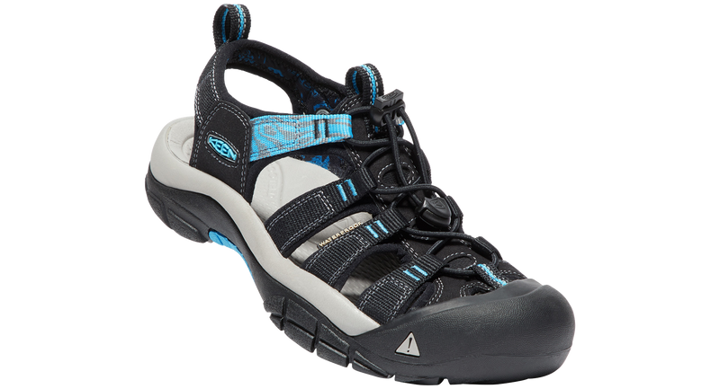 Keen Women's Newport Hydro black/norse blue