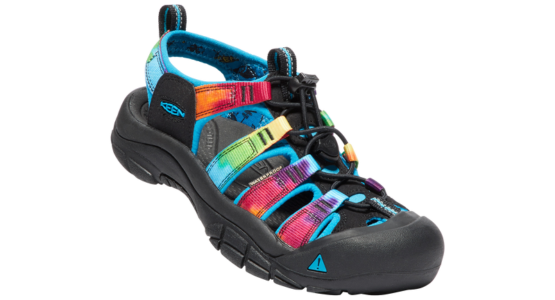 Keen Women's Newport Retro original tie dye