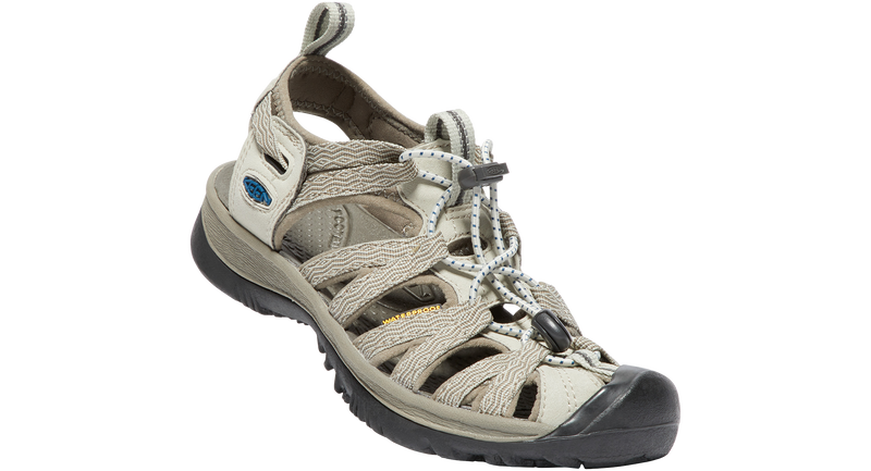 Keen Women's Whisper agate grey/blue opal