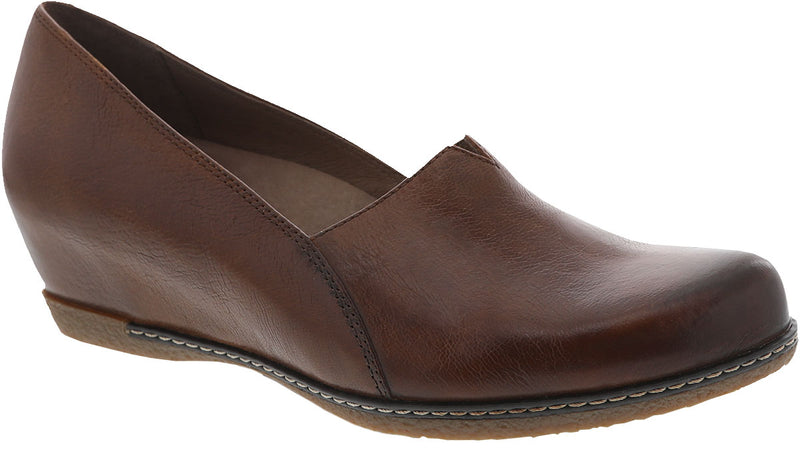 Dansko Liliana Burnished Nubuck chestnut