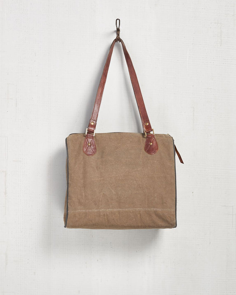 Mona B Love Locks Tote