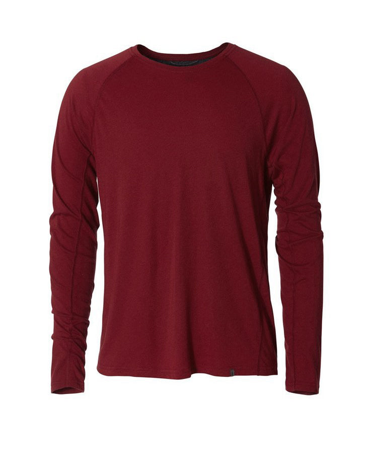 Royal Robbins Men's Merinolux Crew Longsleeve