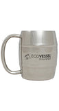EcoVessel Double Barrel Insulated Mug - 8 oz.