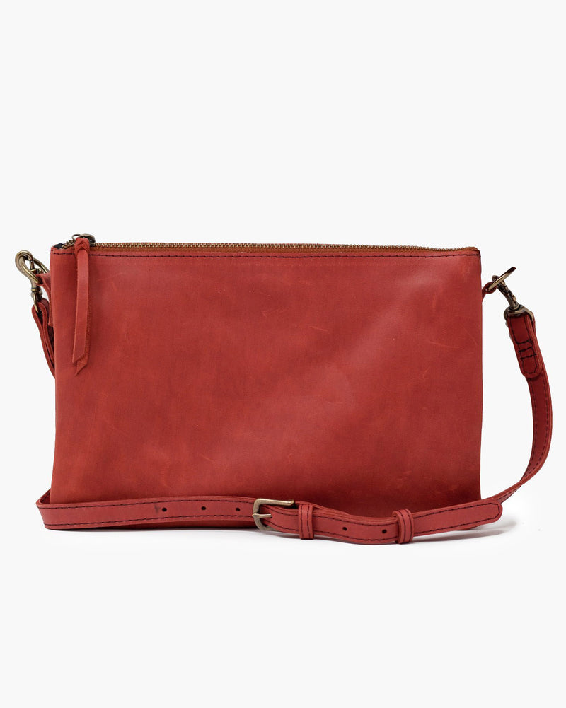 ABLE Martha Crossbody leather