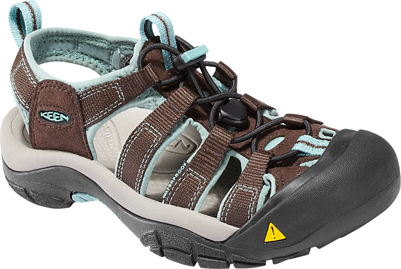 Keen Women's Newport H2 slate black (brown)/canton