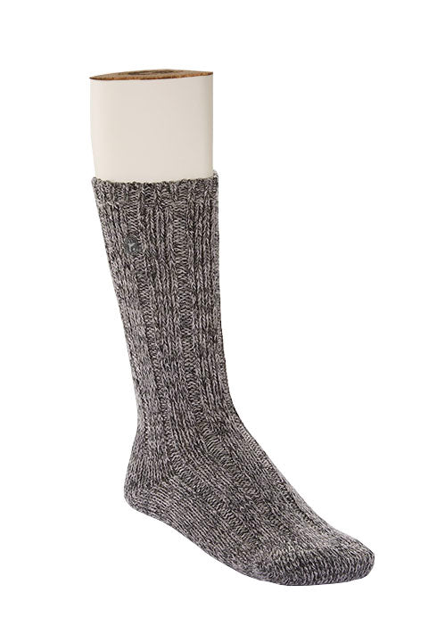 Birkenstock Twist Boot Sock paloma