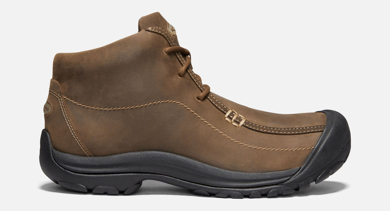 Keen Men's Portsmouth Chukka dark earth