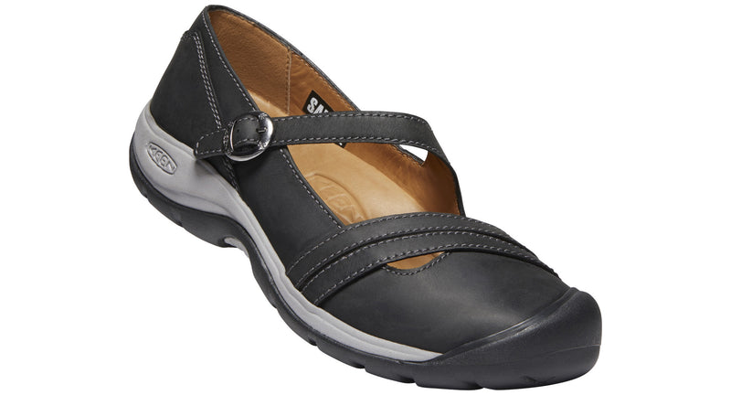 Keen Women's Presidio II Cross Strap black/raven