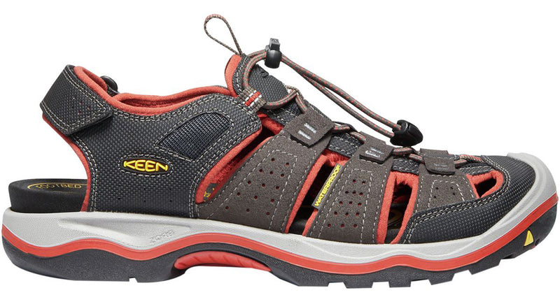 Keen Men's Rialto ii H2 black/brick red