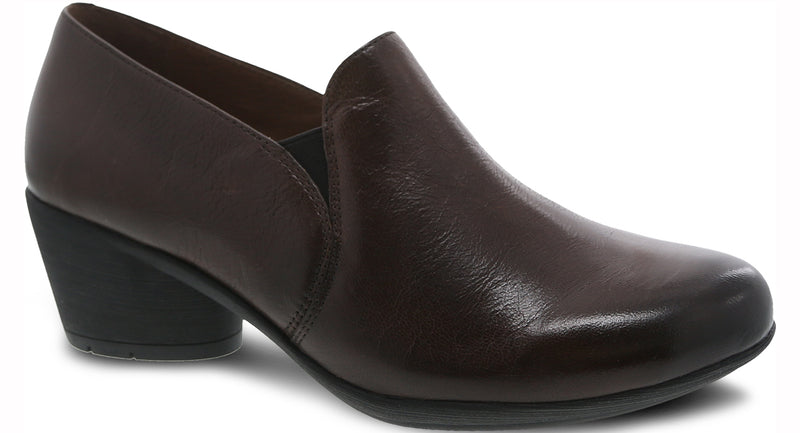 Dansko Robin Burnished Calf chocolate
