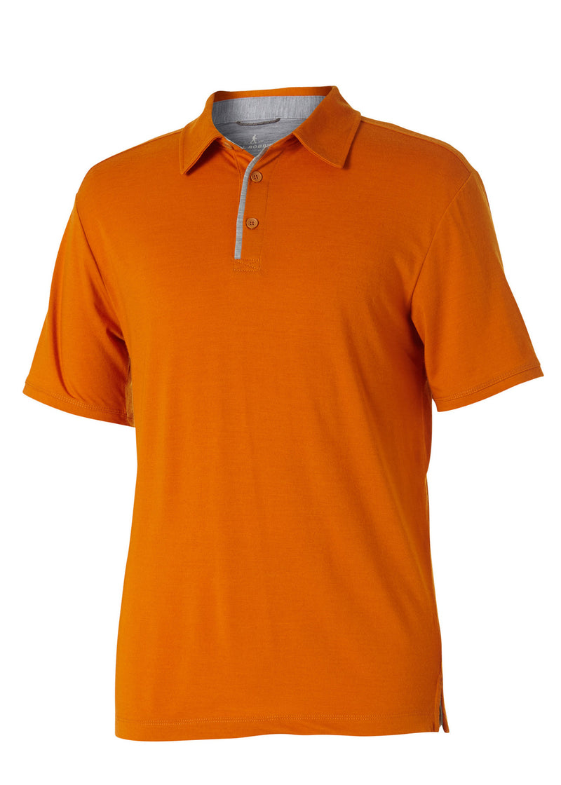 Royal Robbins Men's Merinolux Polo