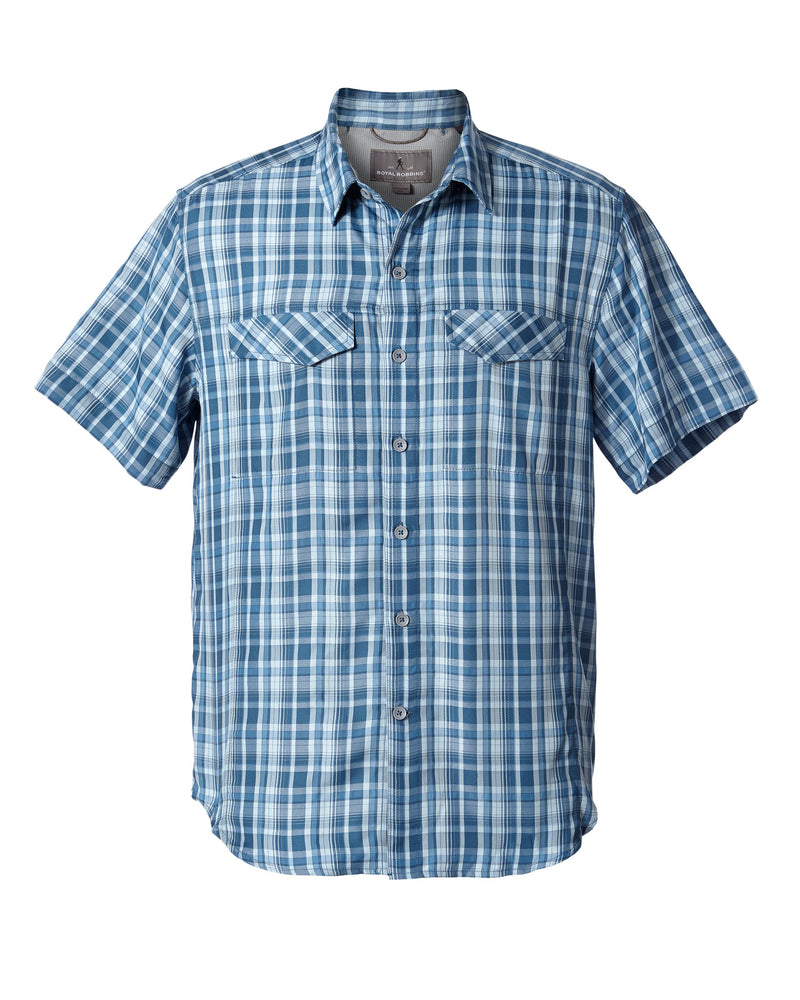 Royal Robbins Men's Ultra Light Short Sleeve
