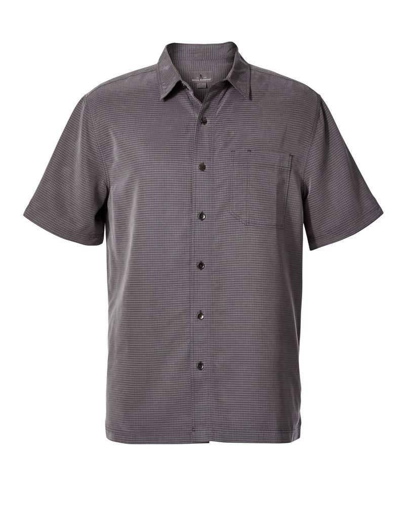 Royal Robbins Men's Desert Pucker Dry Short Sleeve