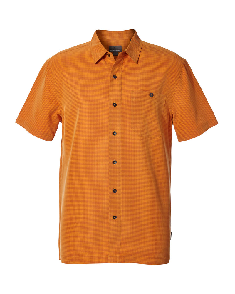 Royal Robbins Men's Mojave Pucker Dry Short Sleeve