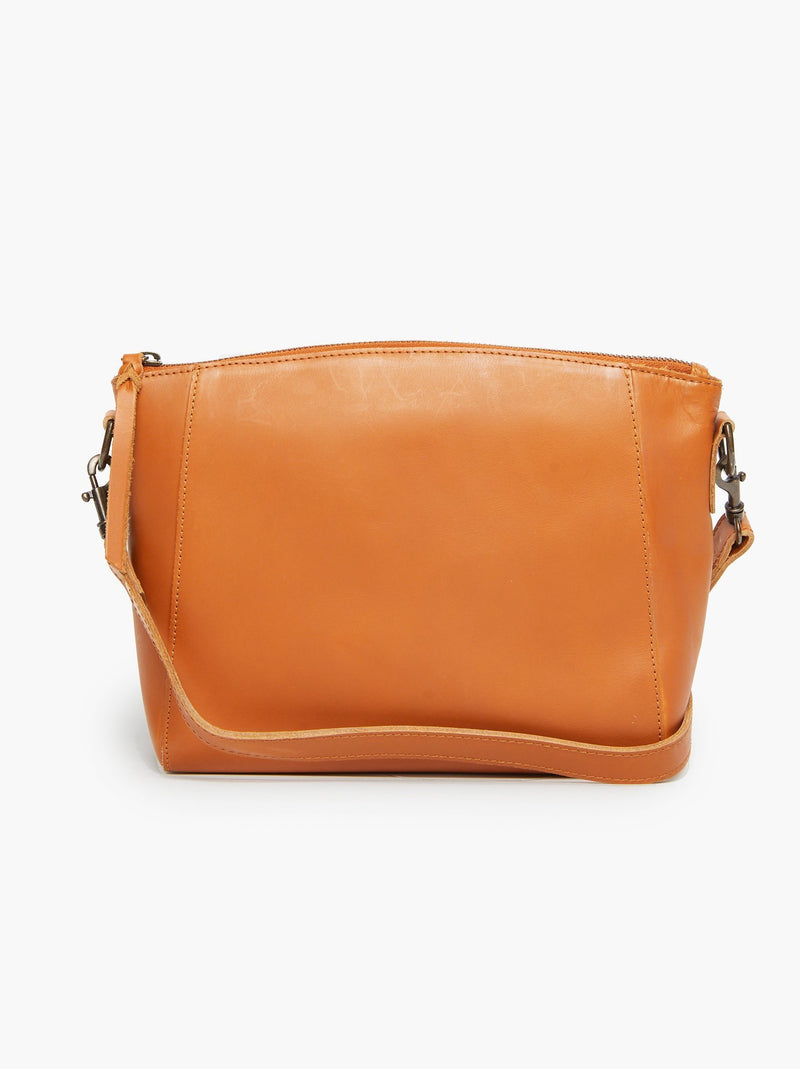 ABLE Cecilia Zip Crossbody